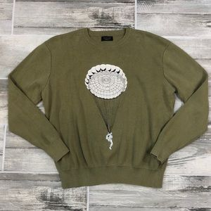 Zara Man Crew Neck Sweater